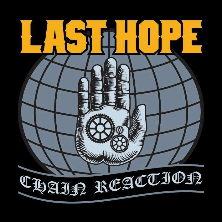 LAST HOPE [BG] / Never-Trust / Deacidified / I For An Eye + more tba