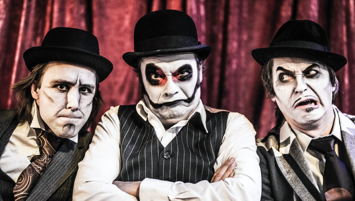 Tiger Lillies-30th Years Anniversary show